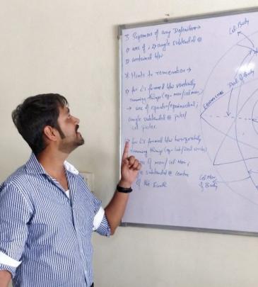 IMU-CET Preparatory Coaching